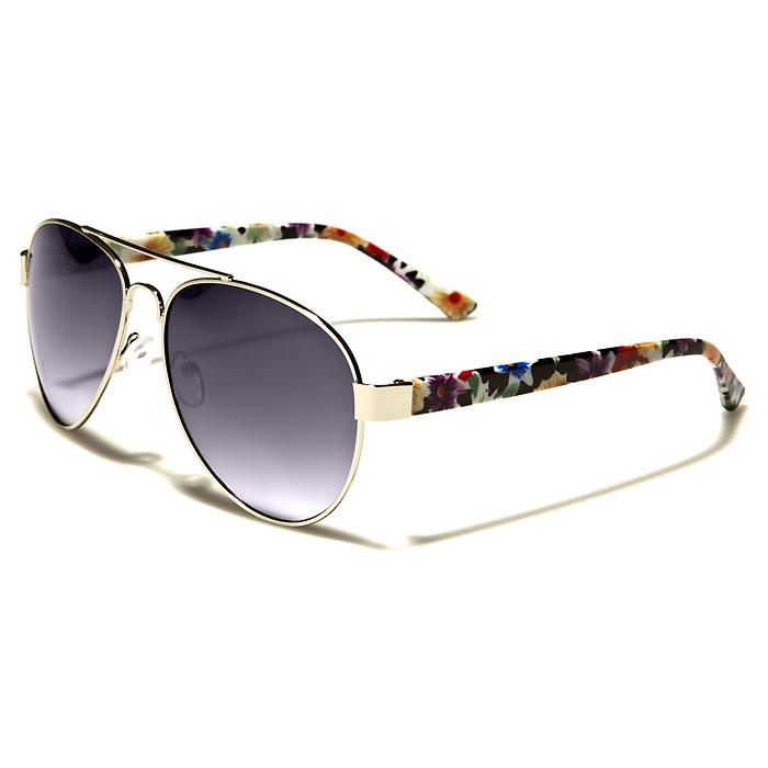 Giselle piloten zonnebril Flower Multicolor GSL28021