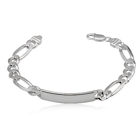 Heren armband 925 zilver Andreo