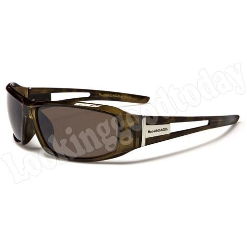 Heren zonnebril Biohazard Bruin
