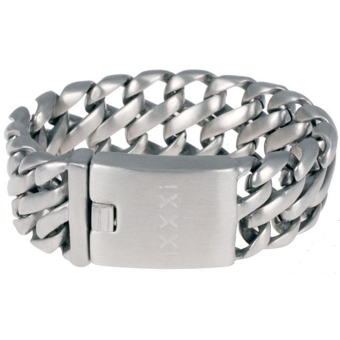 Ixxxi edelstaal armband Brushed IBR04