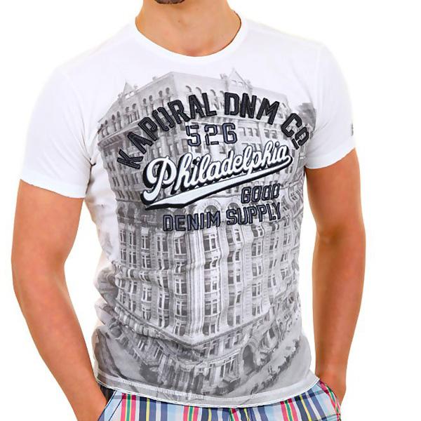 Kaporal T-shirt Philadelphia