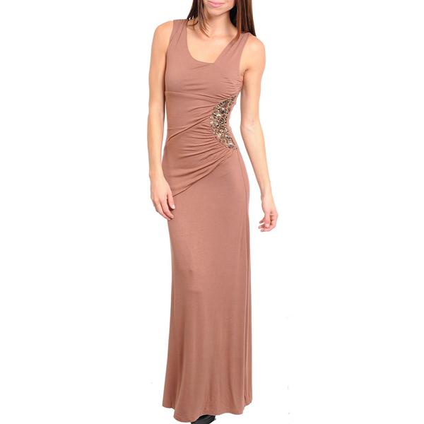 Katia Maxi Dress Mocha
