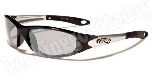 Kinder zonnebril Choppers Sturdy grijs 2-tone
