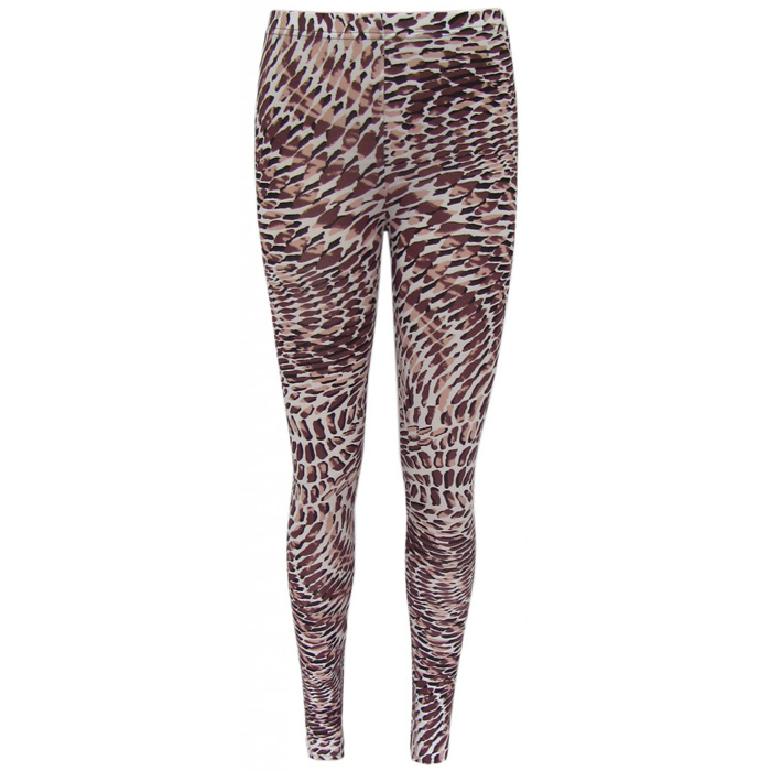 Legging Alligator Print