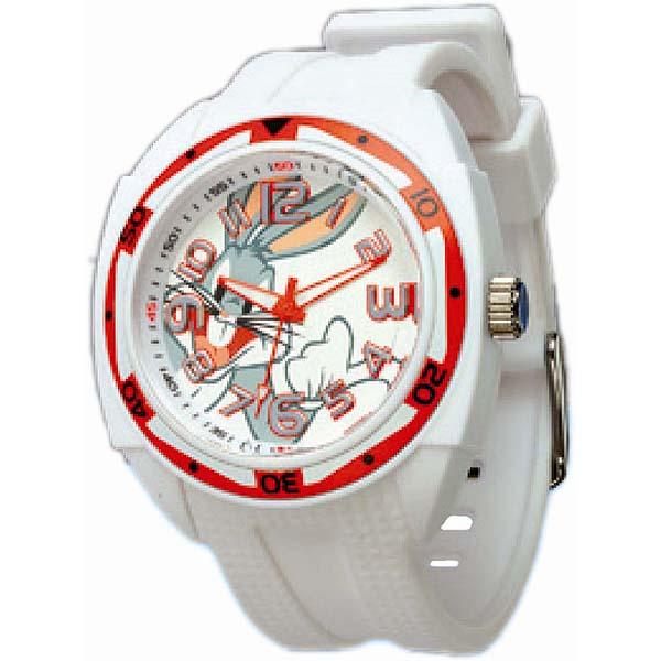 Looney Tunes Bugs Big Bianco Horloge Ln01