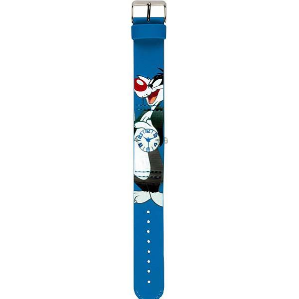 Looney Tunes Silvester Blauwe Knuffel Ln20