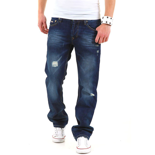 M.O.D jeans Thomas V Crusoe Blue