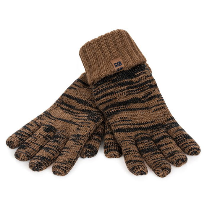 No Excess Heren Handschoenen Bruin