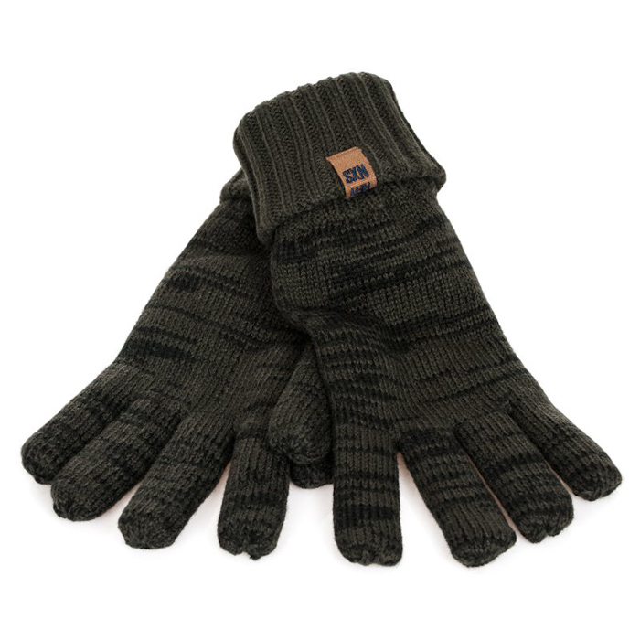 No Excess Heren Handschoenen Kaki