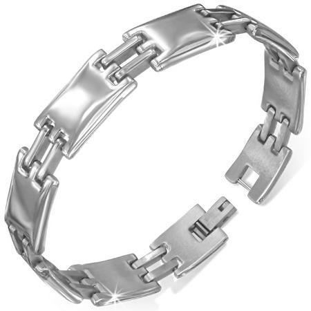 RVS heren armband Engravable