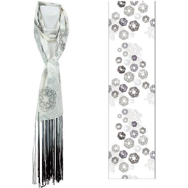 LookingGoodToday, Sarlini fashion sjaal Prints