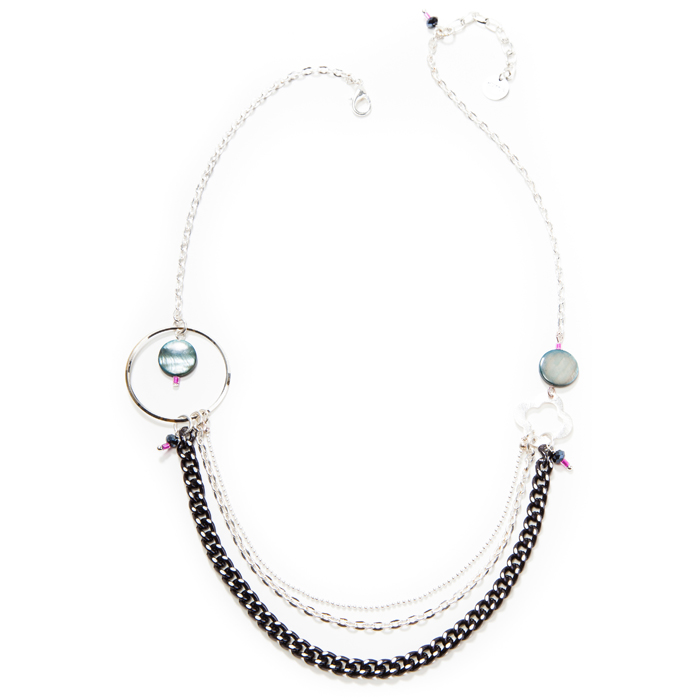 Scmyk dames ketting the Perfect Storm FW13-NSS-021