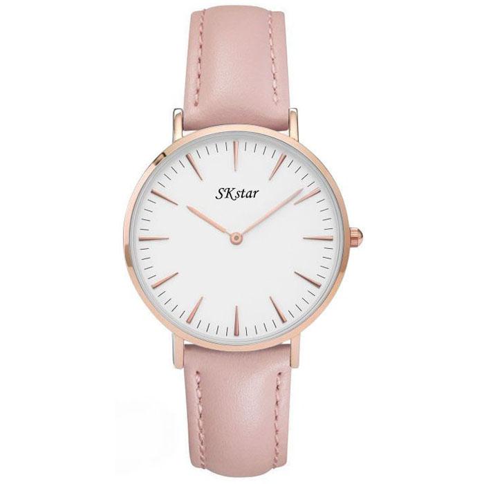 SK Star horloge Classic Venice Pink Rose