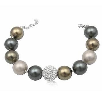 Parel armband Swarovski Pearls
