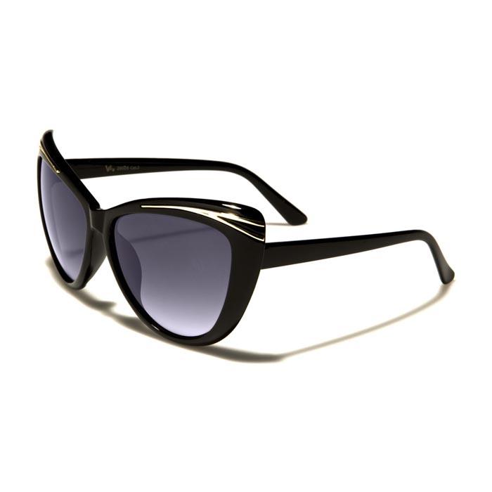 VG Eyewear dames zonnebril Cat Eye Zwart vg29025