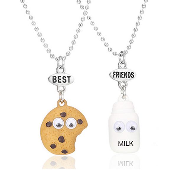 Vriendschapsketting Best Friends Milk Cookies