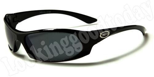 Xloop kinder zonnebril Army Black