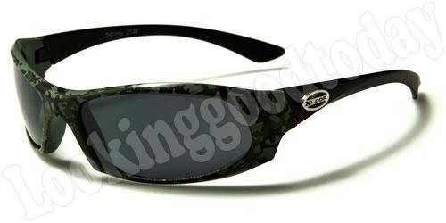 Xloop kinder zonnebril Army Green