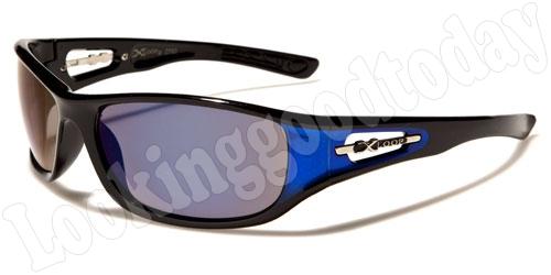 Xloop kinder zonnebril Reflected 2-tone Blue