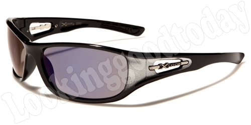 Xloop kinder zonnebril Reflected Black