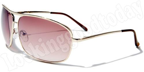 Xloop mode zonnebril Summer Gold