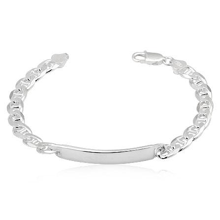 Heren armband 925 zilver Barto