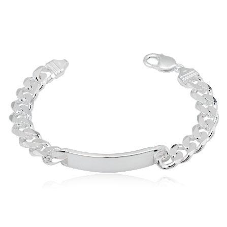Heren armband 925 zilver Chico